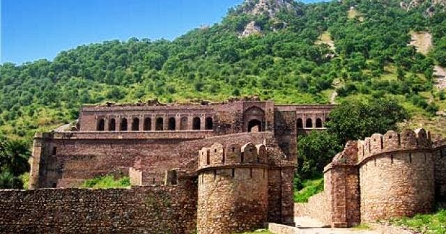 Image result for Bhangarh fort 640x336
