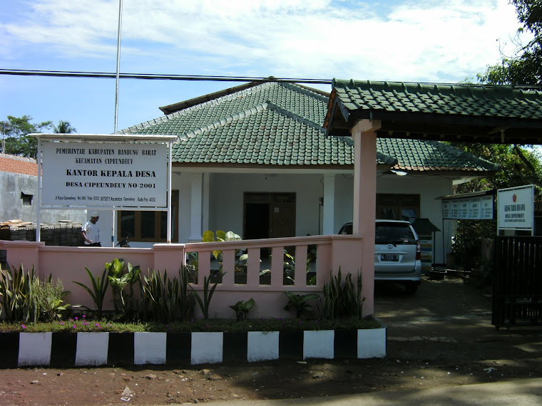 Gedung Desa Cipeundeuy