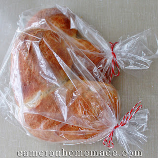 Baking Heart-Shaped Loaves - 8