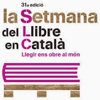 31a edició Setmana del Llibre en Català