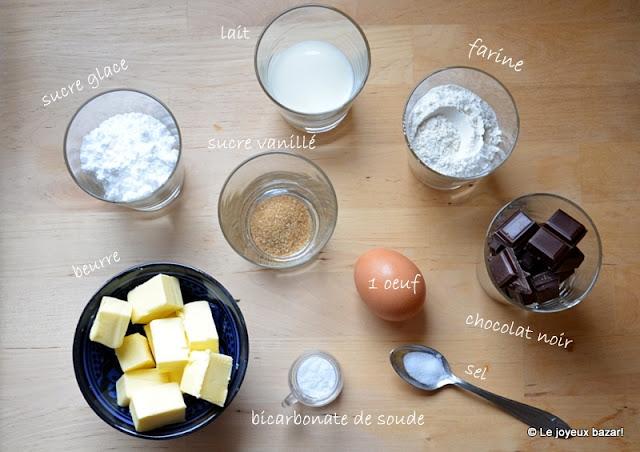 Les ingrédients pour des Sprits home made