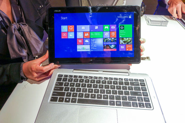 Asus Duel TD300 Transformer Book Review, Specs and Price