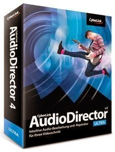 CyberLink AudioDirector Ultra 5 Retail Pre-Activated