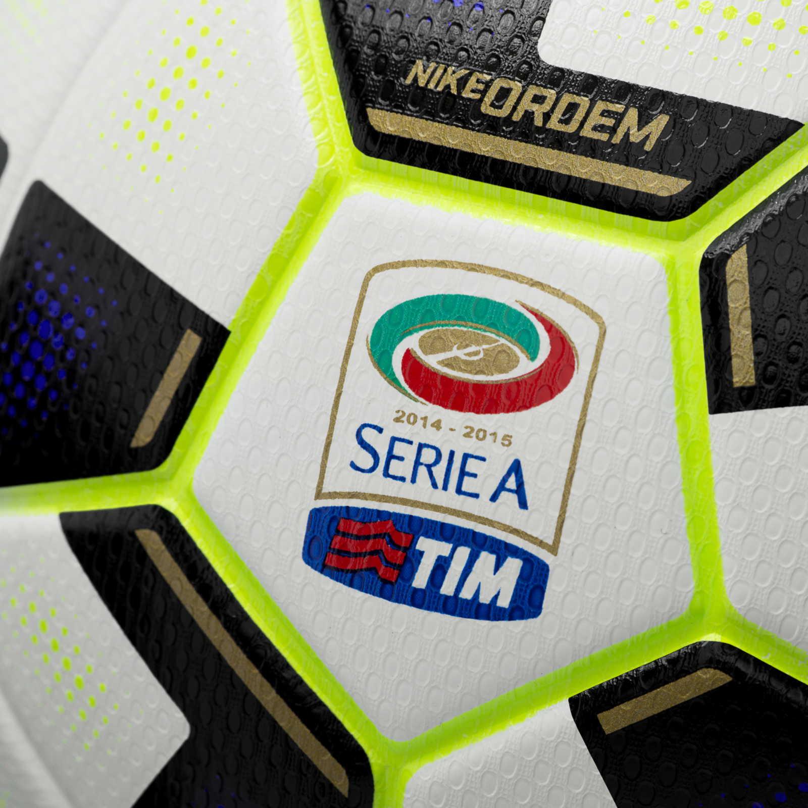 Nike Ordem Serie A 14-15 Ball Released - Footy Headlines