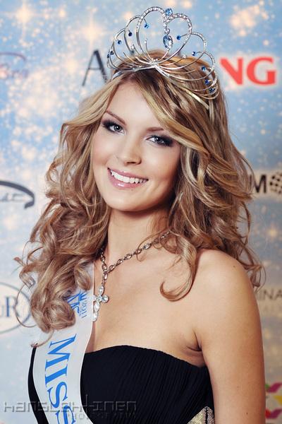 Miss Suomi 2011 Pia Pakarisen