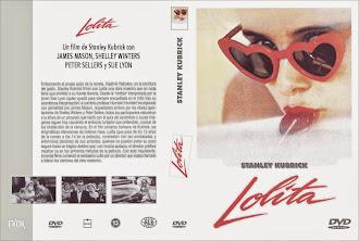 Carátula dvd: Lolita (1962)