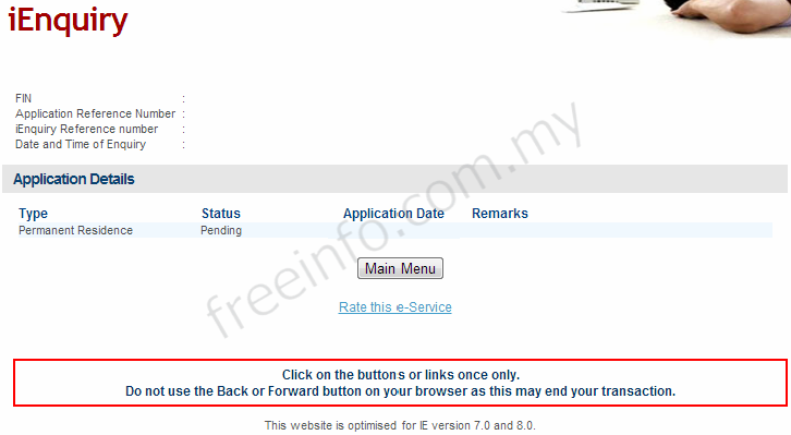 how to check my citizenship application status singapore