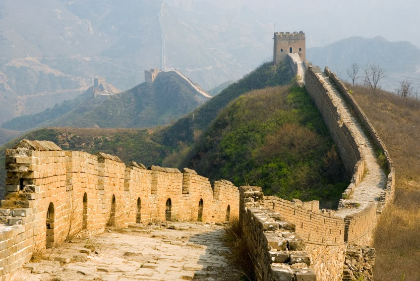 Artismusas visita virtual a la muralla china for Q es la muralla china