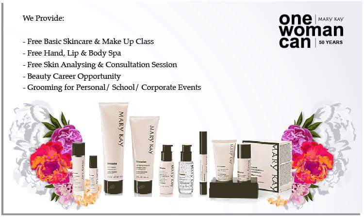 MARY KAY- ENRICHING WOMEN'S LIVES