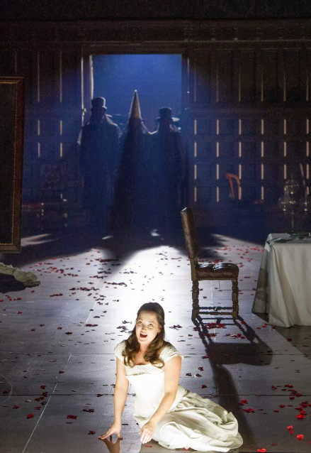 ENO Rigoletto 2014 Anna Christy (c) Alastair Muir
