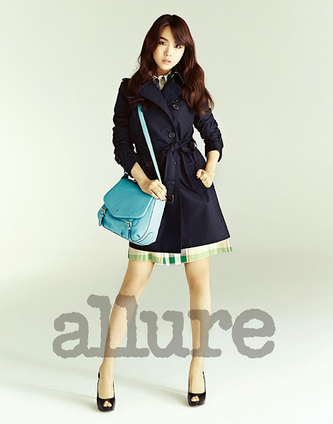 Girls Day Minah Hazzys Allure