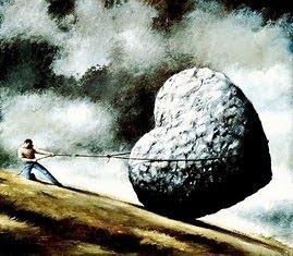 Câncer, às vezes o passado é um peso