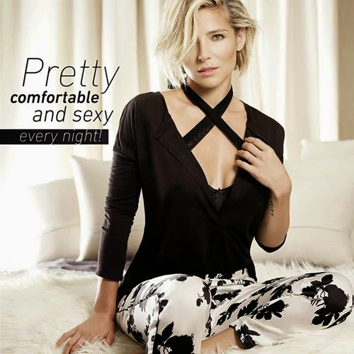 Women'Secret coleción de lenceria Dark Seduction del Fashion Film con Elsa Pataky