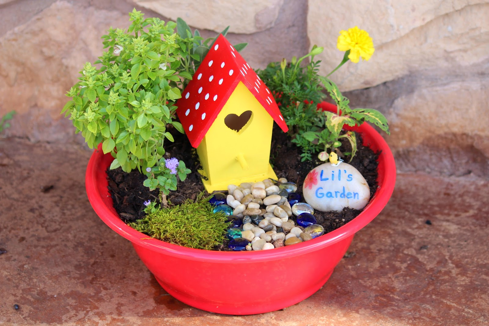 creative hands fairy gardens