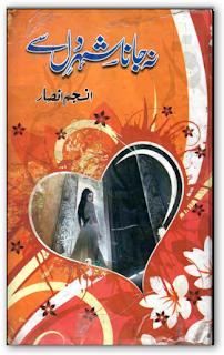 Na jana shehr e dil se novel by Anjum Ansar pdf.