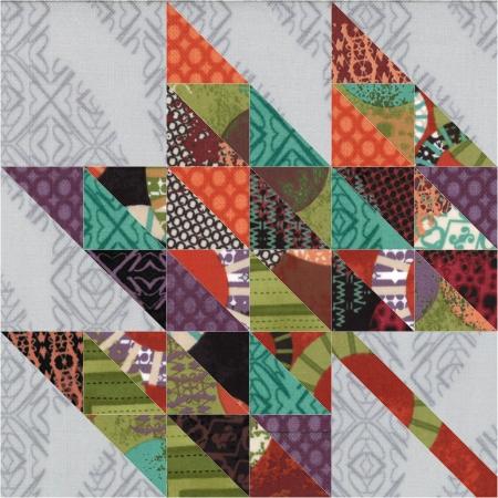 Autumn Leaves Applique Quilt Pattern Appliq Patterns