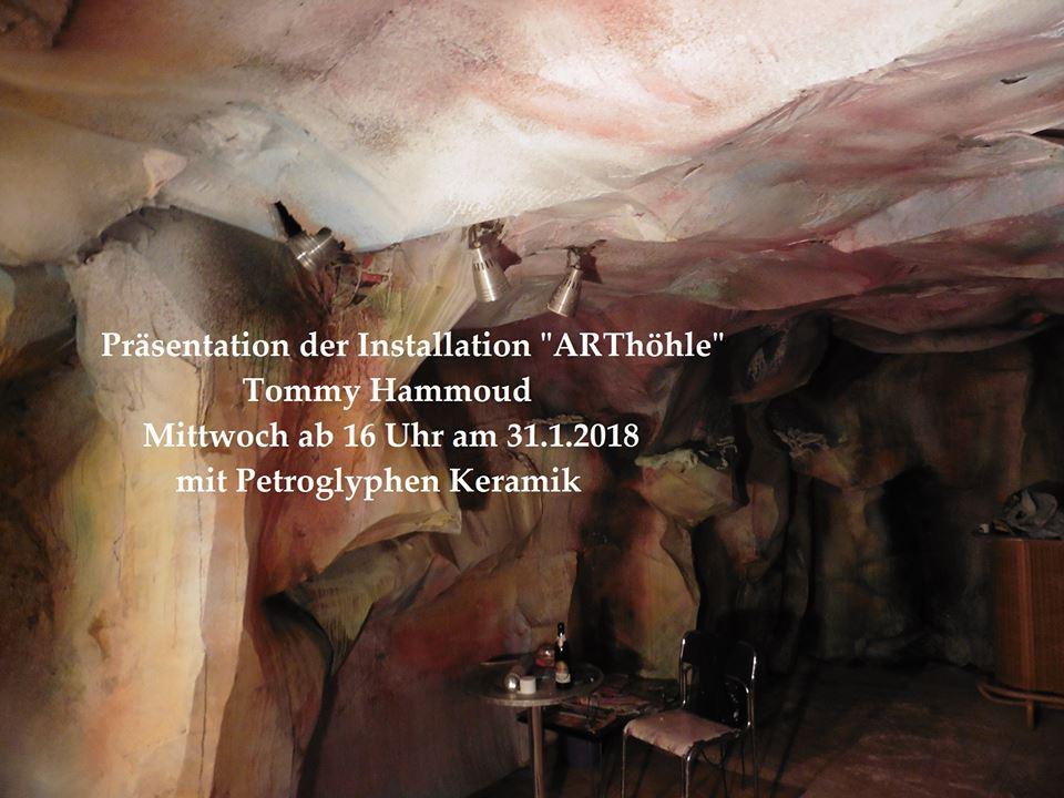 Installation Von Tommy  Depp Hammoud
