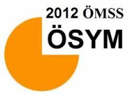 2012-ÖMSS/KURA İle Özürlü Memur Yerleştirme