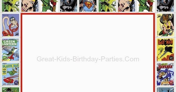 Spiderman Invitation Cards with best invitations ideas