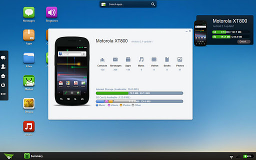 AirDroid: Access Your Android Phone From Ubuntu Linux