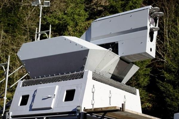 Senjata Laser Rheinmetall Defence Jerman