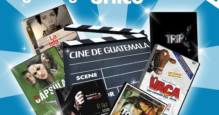 En estas fiestas de fin de año ¡ Regala algo único! cine guatemalteco original
