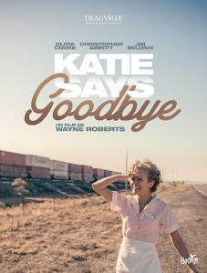 Katie Says Goodbye Poster