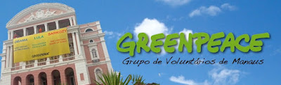Voluntários | Greenpeace Manaus