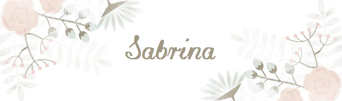 Sabrina Blog