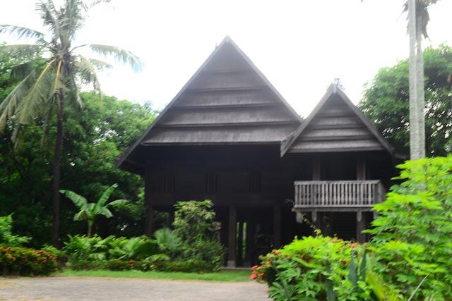 Rumah Adat Mandar Kab. Polman
