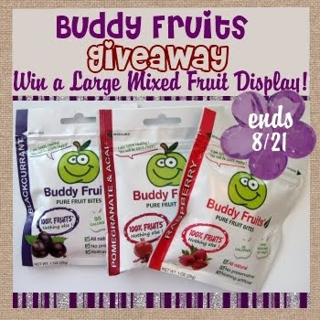 blended fruit, snack pouches, healthy snacks,buddy fruits
