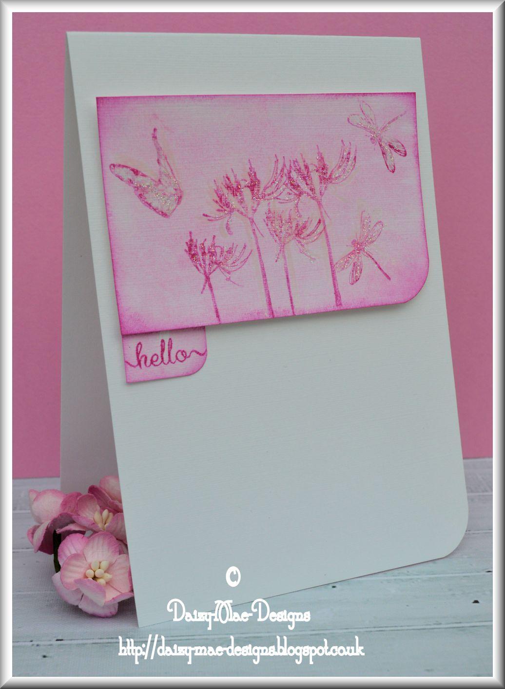 LIM, sketch, pink flowers