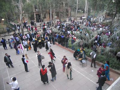 jamia millia islamia annual convocation 2012