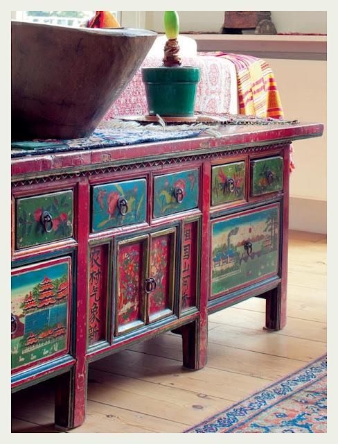 LIA Leuk Interieur Advies Lovely Interior Advice Bohemian Cupboards