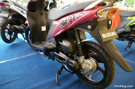 Fitur Spesifikasi Harga Suzuki Nex Terbaru