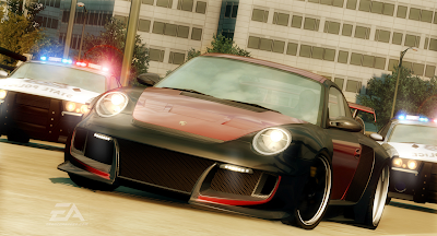 PC Game Need For Speed Undercover Gameplay
