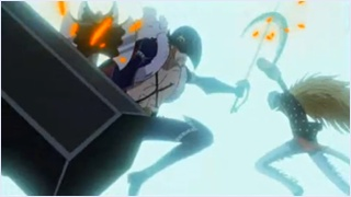 เอ็กซ์ เดรคเข้ายุติการต่อสู้ของนักบวชปิศาจอูรุจกับคิลเลอร์