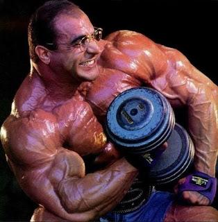 Famous Bodybuilder