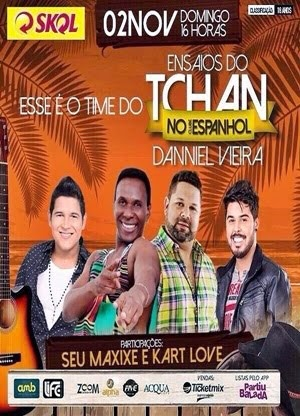 ENSAIOS DO TCHAN