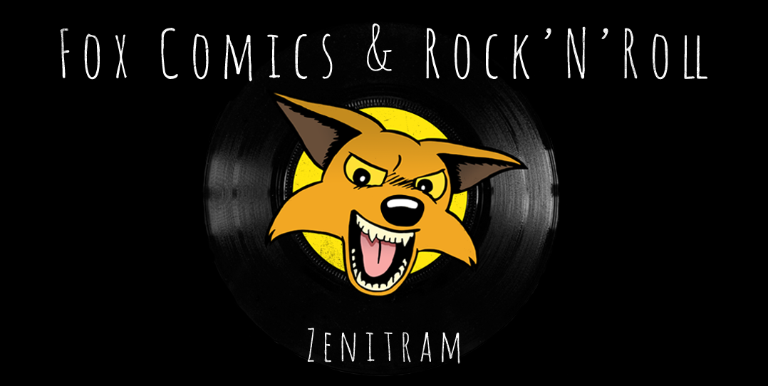 Fox Comics & Rock'n'Roll par Zenitram