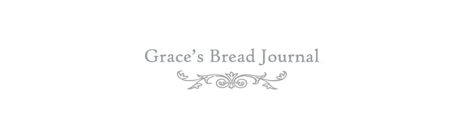 Grace's Bread Journal