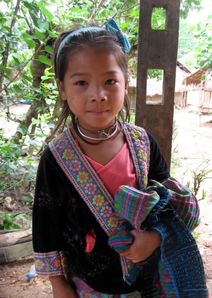 Hmong Village visit in 2011