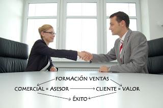 Formación en ventas, el éxito del comercial está en valorar al cliente