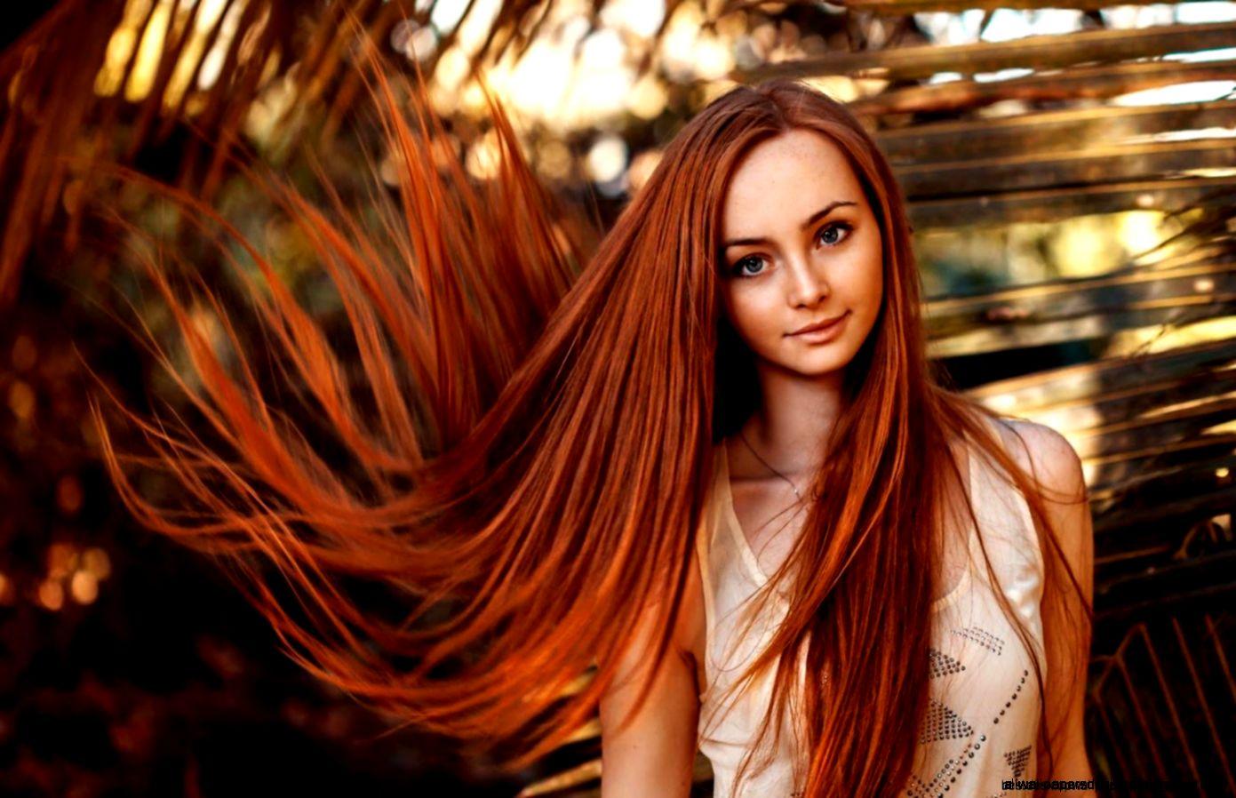 Redhead Girl Hd Wallpaper  Best Desktop Wallpapers