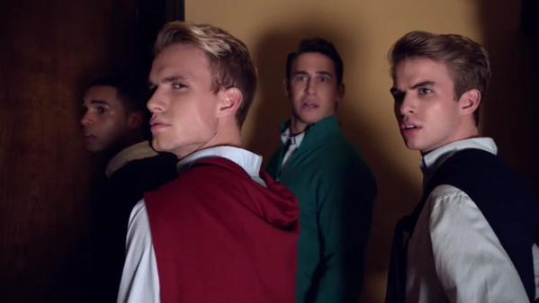 Nueva promo de 'Scream Queens': 'Bust-A-Kappa'