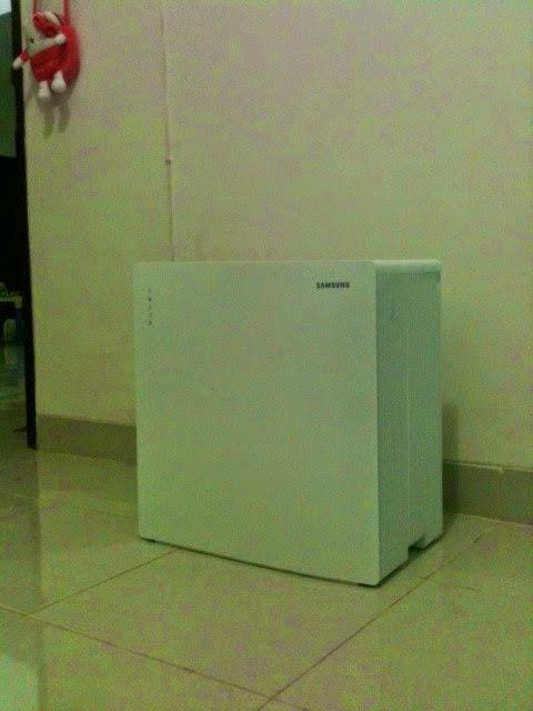 Lebih Sehat dengan Udara Bersih dari Samsung Air Purifier