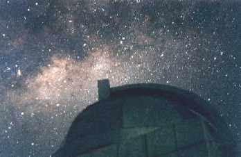 La Vía Láctea...desde el Sur