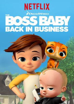 O Chefinho De Volta aos Negócios - 1ª Temporada Desenhos Torrent Download capa