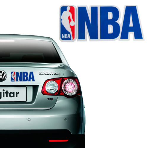 Nba Decals Car