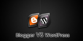 Select Blogspot or Wordpress?